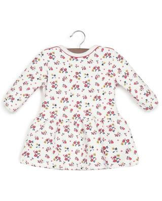 Cotton blend padded dress PETIT BATEAU