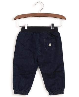 Sweat-Hose in Denim-Optik mit Schleife Lape PETIT BATEAU