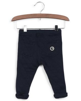 Pantalon en coton matelassé PETIT BATEAU