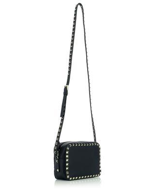 Kleine Tasche aus genarbtem Leder Rockstud VALENTINO