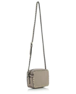 Small Rockstud grained leather bag VALENTINO