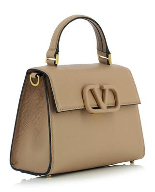 VSLING Small grained leather handbag VALENTINO