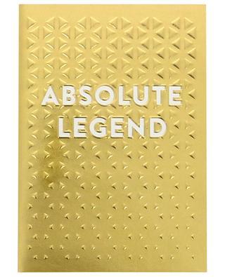 Absolute Legend message card with envelope LAGOM DESIGN