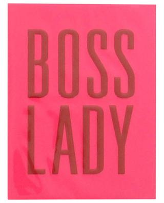 Boss Lady message card with envelope LAGOM DESIGN