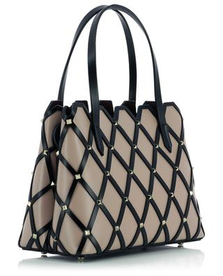 Handtasche aus Leder Beehive Small VALENTINO
