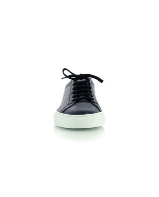 Achilles Low black smooth leather lace-up sneakers COMMON PROJECTS