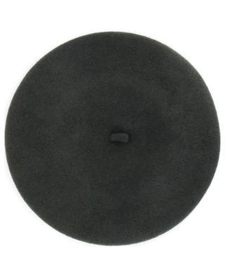 Béret en feutre de laine avec bouton bijou FABIANA FILIPPI