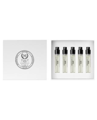 Coffret de recharges de parfum Perfect Oud -5 x 8 ml MIZENSIR