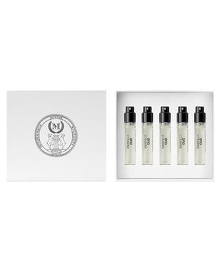 Coffret de recharges de parfum Perfect Oud -5 x 8 ml MIZENSIR