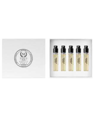 Musc Eternel perfume refill set - 5 x 8 ml MIZENSIR