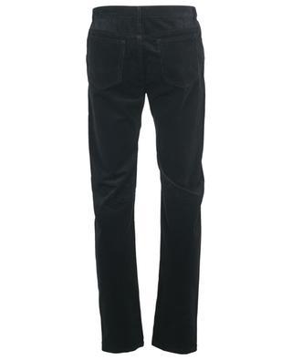 Jean slim taille basse en velours côtelé Petit Standard A.P.C.