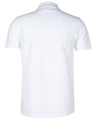 Kurzarm-Polohemd aus Biobaumwolle Tiger Crest KENZO