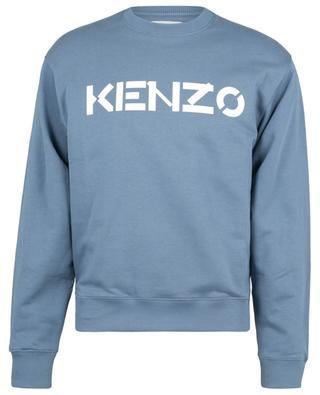 Sweat-shirt à col rond imprimé logo KENZO KENZO