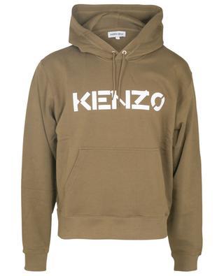 Kenzo Logo printed hooded sweatshirt KENZO