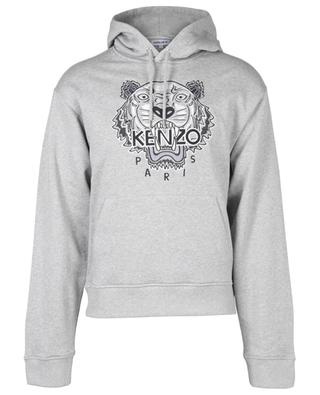 Tiger embroidered hoodie KENZO