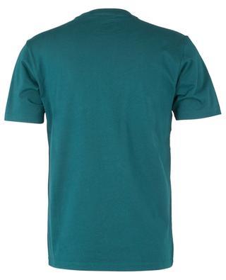 Tiger printed short-sleeved T-shirt KENZO