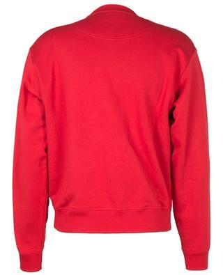 Rundhals-Sweatshirt mit Stickerei Tiger KENZO