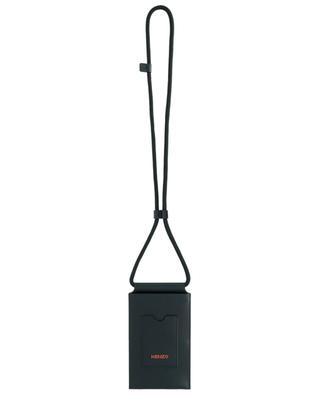 Cadet leather cross body phone holder KENZO