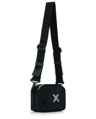 Kenzo Sport Little X nylon and mesh cross body bag KENZO