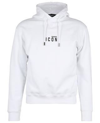 Sweat-shirt à capuche imprimé ICON Cool Fit DSQUARED2