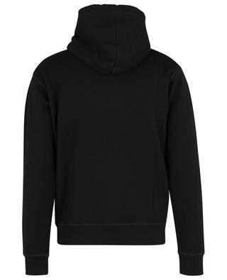 ICON Cool Fit printed hooded sweatshirt DSQUARED2