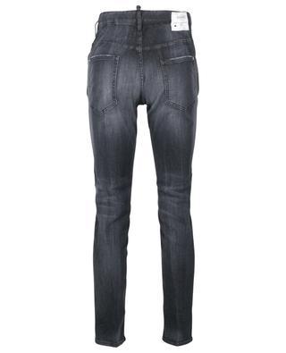 Ausgewaschene Slim-Fit-Jeans mit niedriger Taille Skater DSQUARED2