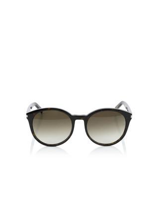 Sonnenbrille mit verspiegelten Gläsern Classic 6 SAINT LAURENT PARIS