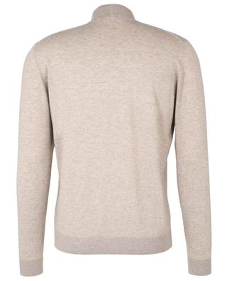 Dolcevita fine cashmere turtleneck jumper MAURIZIO BALDASSARI