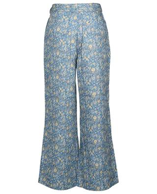 Carnaby floral linen trousers ZIMMERMANN