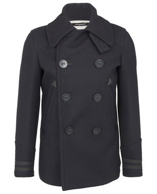 Blended wool pea jacket DSQUARED2