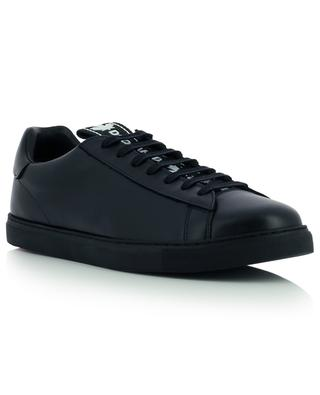 Evolution Tape low-top lace-up sneakers in leather DSQUARED2