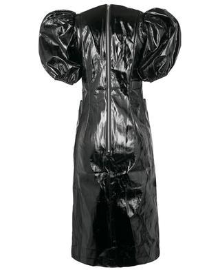 Robe courte ajustée en cuir vegan Katarina ROTATE BIRGER CHRISTENSEN