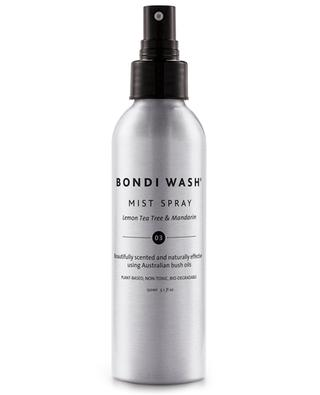 Desinfizierendes Raum- und Wäschespray Lemon Tea Tree & Mandarin - 150 ml BONDI WASH