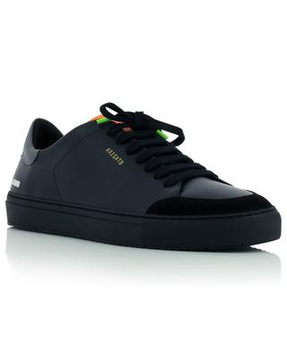 Clean 90 Triple smooth leather and suede sneakers AXEL ARIGATO