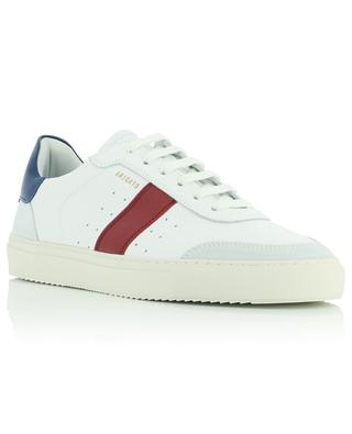 Dunk 2.0 leather sneakers with suede details AXEL ARIGATO