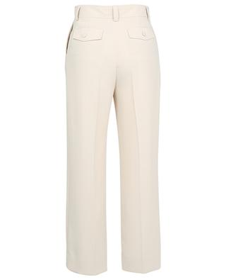 Cropped crepe trousers SEE BY CHLOE