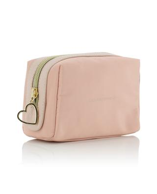 Kiss and make up make-up pouch ESTELLA BARTLETT