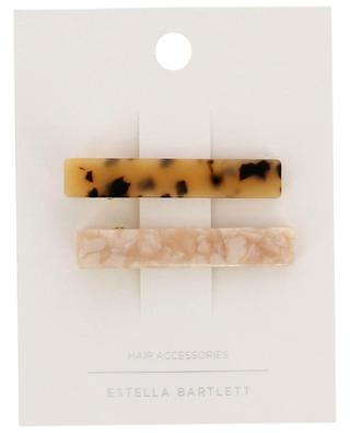 Set of two snap hair clips ESTELLA BARTLETT