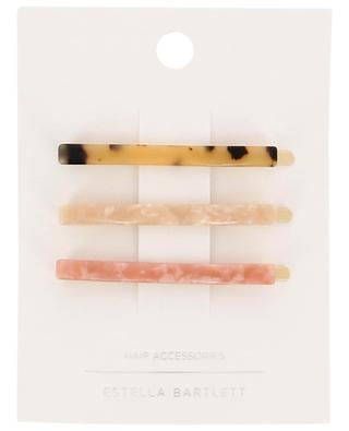 Set of three thin hair clips ESTELLA BARTLETT