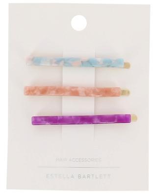 Set of three hair clips ESTELLA BARTLETT