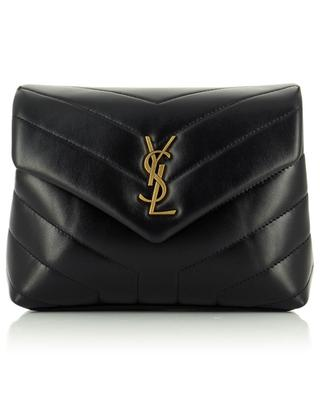 Sac en cuir matelassé Y Loulou Toy SAINT LAURENT PARIS