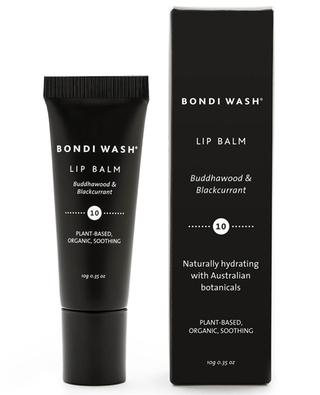 Baume à lèvres Buddhawood & Blackcurrant - 10 ml BONDI WASH