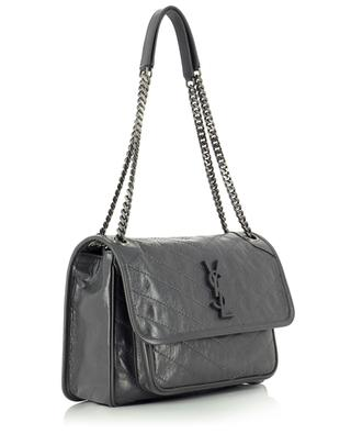 Niki monogram leather handbag SAINT LAURENT PARIS