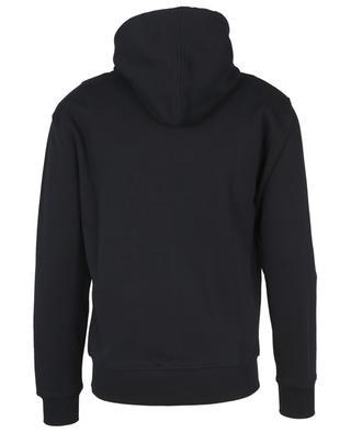Sweat-shirt zippé en coton Ami De Coeur AMI