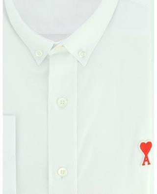 Ami de Coeur oxford shirt with button-down collar AMI