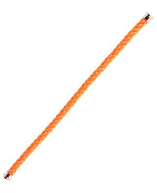 Force 10 bracelet cable Large Model FRED PARIS