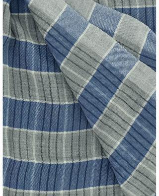 Edward cashmere scarf in fine cashmere 19 ANDREA'S 47