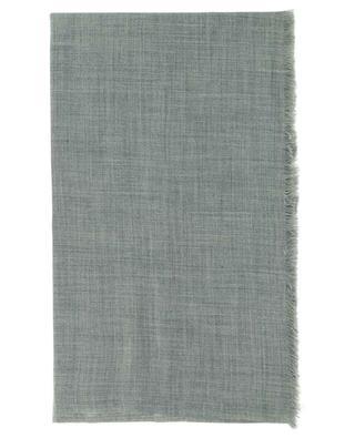 Georgia MEL mottled cashmere scarf 19 ANDREA'S 47