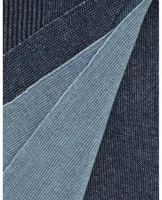 William glen check cashmere scarf 19 ANDREA'S 47