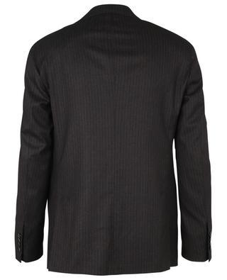 Jimmy striped virgin wool suit BARBA